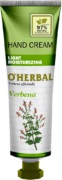 O'Herbal Crema maini  hidratare medie cu verbena 30 ml