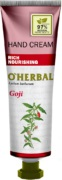 O'Herbal Crema maini intens nutritiva cu Goji 30 ml