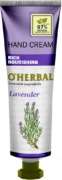 O'Herbal Crema maini intens nutritiva cu Lavanda 30 ml